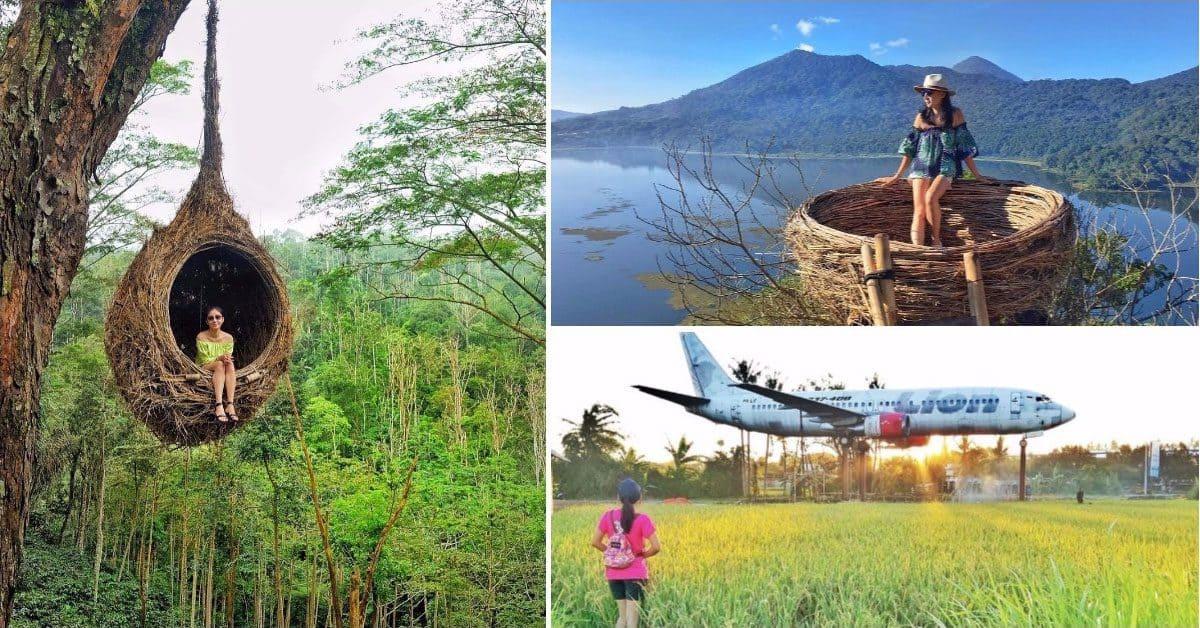 20 Tempat Wisata Di Bali Terbaru Yang Lagi Hits Di Kunjungi