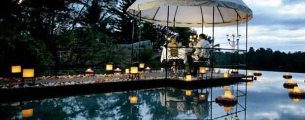 memilih hotel romantis di bali