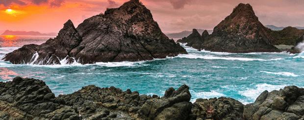 obyek wisata pantai semeti lombok