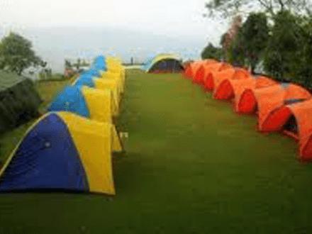 tempat camping terfavorit di bali