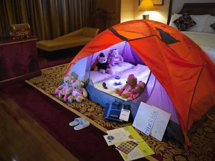 tips memilih hotel untuk anak
